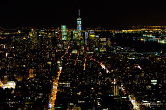 Empire State Building_ (Photographer / Artist) Tags: nyc freedomtower bridges empirestatebuilding newyorkcity nightscapes