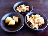 Banchan (knightbefore_99) Tags: korea korean food asian cuisine lunch work tasty kingsway bc burnaby banchan potato masita kimchi radish side dish
