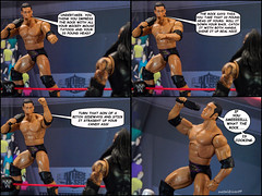 The Rock Says panel (metaldriver89) Tags: therock rock dwayne johnson undertaker taker theundertaker phenom lordofdarkness ministryofdarkness ministry wwe wwf extremesets action figure figures actionfigure actionfigures acba articulatedcomicbookart articulated comic book art toys toy toyphotography 316 wrestler jr jimross wrestlemania stormcollectibles storm collectibles wweelite mattel matteltoys people