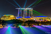MBS Light Show (leslie hui) Tags: marinabay sonyalpha sonya7rii mbs marinabaysands city cityscape nightscape lighttonightsg lightshow singapore marinabaysingapore night