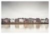 Maastricht (Vesa Pihanurmi) Tags: netherlands holland maastricht cityscape river maas longexposure architecture houses buildings skyline