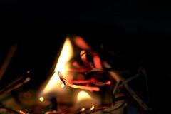 Grass fire! HMM:)) (Greenstone Girl) Tags: flame macromondays