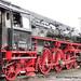 Dampflokomotive 01 0509-8 ex Deutsche Reichsbahn