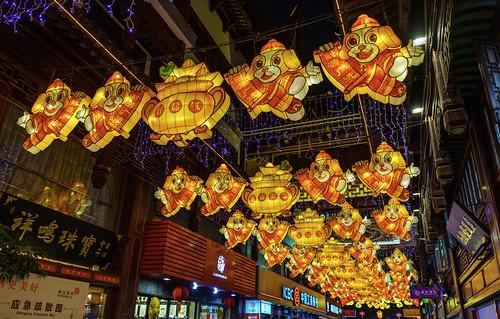 豫园灯会 Lantern@Yu Garden