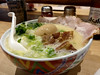 the ramen to beat (n.a.) Tags: vancouver bc canada japanese noodle soup pork egg spring onion ramen bowl food