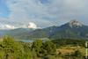 Lac de Serre-Ponçon (Audrey Abbès Photography ॐ) Tags: serreponçon lac hautesalpes france provencealpescôtedazur paca audreyabbès nikon d600 montagne forêt verdure nature ciel nuage arbre paysage landscape