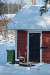 Sunny cold day (aixcracker) Tags: snow snö lumi lunta winter vinter talvi february februari helmikuu nikond800 sun sol aurinko porvoo borgå suomi finland countryside landsbygd maaseutu