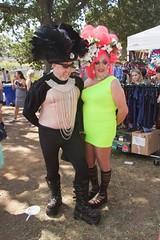 black and yellow (Val in Sydney) Tags: fair day gay lesbian lgbt nsw sydney australia australie