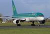 EI-CJX Boeing 757-2YO Aer Lingus Lining up for take-off on Runway 10 at Dublin Airport 6-1-18 (Conor O'Flaherty) Tags: boeing eicjx 757200 757 aerlingus asl rollsroyce dublinairport eidw dub dublin aviation takeoff lineup runway 10 jet canon 700d