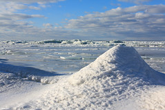 The Arctic? No...just Lake of the Woods (bkays1381) Tags: lakeofthewoods minnesota arnesen
