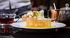 Fancy Pancake (Tulitomaatti) Tags: dessert pancake japan tea whipped cream