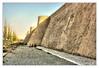 Shahrisabz UZ - Wall (Daniel Mennerich) Tags: silk road uzbekistan history hdr shakhrisabz wall qashqadaryo