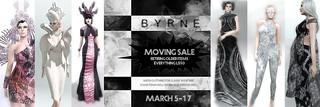 (BYRNE) MOVINGSALE-AD2018