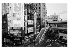 Ueno,Tokyo by minhana87 - Nikon 35Ti  Kodak Tri-X 400