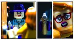 The Killing Joke (Kadigan Photography) Tags: lego batman joker killingjoke comic gun barbaragordon alanmoore