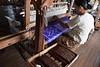 DSC_7489 (Kent MacElwee) Tags: myanmar burma sea southeastasia asia lake freshwaterlake inlelake shop weaving silkshop craft traditional atmyatpwintchel inpawkhonvillage lotus shanstate nyaungshwe