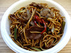 Cumin Lamb Chow Mein (knightbefore_99) Tags: chinese northern tasty lougheed burnaby best awesome great food cuisine grand cumin lamb chowmein noodles hot spicy