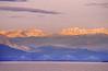 Earth's Curvature ! (gtsimis) Tags: bridge rionantirion achaia greece kaminia rionantirionbridge cablebridge pylons mountain mountains ridge peaks alpenglow horizon pentaxk1 patras ricohimaging pentaxhddfa150450f4556aw outdoors landscape 400asa telephoto palecolours