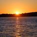 Sunrise, Zambezi River, Zambia