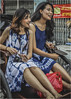 Two Girls (christophe plc) Tags: canon girl chonburi huayai thailand thai chackngaeo flickr photo eos 6dmark2 6dmarkii street streetportrait city town