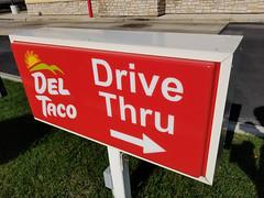 Del Taco - Livonia, MI (Nicholas Eckhart) Tags: america us usa livonia mi michigan deltaco mexican fastfood fast casualquick service