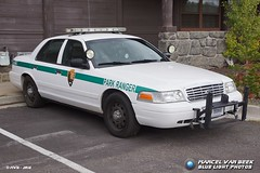 USA - NPS - Ford Crown VPI (Falcon1366) Tags: us usa park ranger yellowstone wyoming police