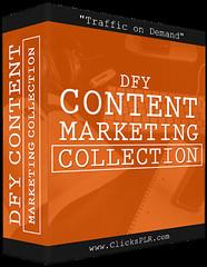 DFY Content Marketing Collection Review – Honest Review (Sensei Review) Tags: internet marketing dfy content collection bonus download matt lee oto reviews testimonial
