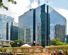 Plaza Kuningan (Everyone Sinks Starco (using album)) Tags: jakarta building gedung architecture arsitektur office kantor
