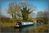 PADWORTH (Jason 87030) Tags: padworth crt cut canal lucnch beetroot cheese cheddar sandwich lunch phone cold jasmine walk ducks weather narrowboat janaury 2018 craft vessel boater water northants northamptonshire braunston 89 bridge january sony ilce alpha a6000 nex man wait delay grass sheep trees naked brach trunk ivy clouds sunny light local uk england leisure shot shoot