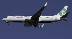 PH-HSKJFK31R (MAB757200) Tags: suncountryairlines b7378k2 phhsk transaviacolors hybrid boeing aircraft airplane airlines jetliner jfk kjfk runway31r
