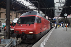 SBB Re 460 060 Basel SBB (daveymills31294) Tags: sbb re 460 060 basel baureihe bombardier