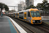 Picking Up At Redfern (jamesmp) Tags: cityrail railcorp railcorporationofnewsouthwales downerrail downeredi reliancerail hitachi waratah publicprivatepartnership electricmultipleunit suburbantrain localtrain travel transport redfern newsouthwales australia