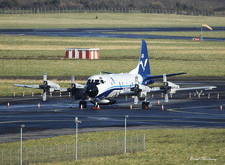 National Oceanic & Atmospheric Administration (NOAA) WP-3D Orion N42RF
