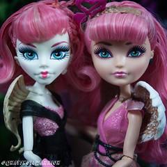 Cupid. #cupid #cacupid #everafterhigh #monsterhigh (GrayskullWarriorToys) Tags: cupid cacupid everafterhigh monsterhigh