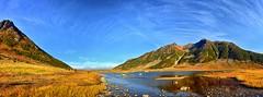 Kamchatka Fjord pano – j80_07939-7-jpg (Jacques de Selliers) Tags: kamchatka kamtchatka kamchatka2014 deselliers jacquesdeselliers bukhtanatalii bay fjord koryakcoast koryak russia russianfederation