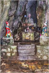 619- GRUTA  EN LA MONTAÑA DE MÁRMOL EN DANANG - VIETNAM - (--MARCO POLO--) Tags: ciudades templos exotismo curiosidades
