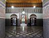 Dar Si Said (Shahrazad26) Tags: darsisaid marrakech marokko maroc morocco paleis palace palais qsar interieur interior