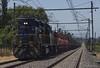 D-2353 de Fepasa con el 50009 (Maxi_Blyat) Tags: rail railroad railway railfans rengo tren train trenes fepasa ferrocarril