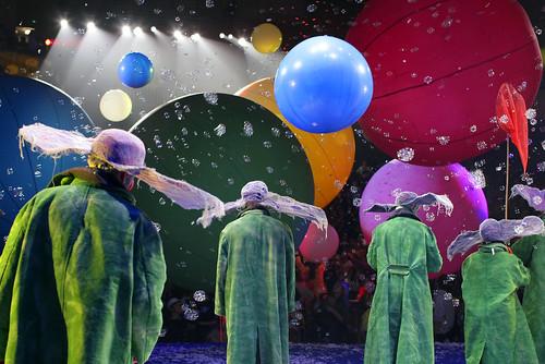 Balloons by Vladimir Mishukov - Slava Snowshow