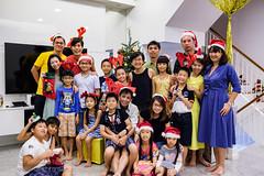 Christmas at Melvin & Emma's (Stinkee Beek) Tags: erin yewyen emma ethan chinchuan christmas chengtee ace leonard