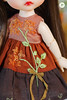 Handmade Embroidered Dresses (Ylang Garden) Tags: handmade embroidery embroidered dress latiyellow pukifee