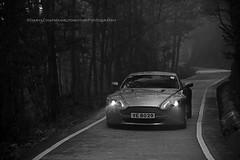 Aston Martin, Vantage, Hong Kong (Daryl Chapman Photography) Tags: ve8029 astonmartin vantage hongkong china sar canon 70200l 5d mkiii car cars carspotting carphotography auto autos automobile automobiles fog mist