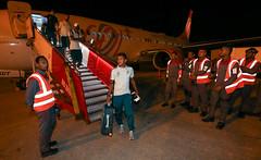Desembarque em Barranquilla (28/02/2018) (sepalmeiras) Tags: dudu aeroportointernacionalernestocortissoz palmeiras sep desembarque