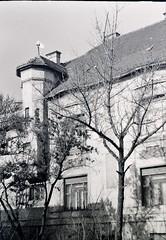 Window View through 30 years (infodog) Tags: wi ndow view budapets 1975 gellért hill bw analog buda