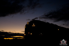 Parwan Streamliner (R Class Productions) Tags: goods freight train victorian railways grain southern shorthaul railroad ssr s class t bulldog streamlined emd 657c profile silhouette tracking pacing
