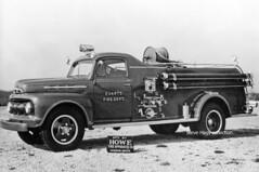 Evarts KY   Ford/Howe Pumper (kyfireenginephoto) Tags: harlan ky coalgood cumberland fseries howe 1951 martins fork lynch ford pumper benham putney