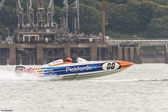 Pickfords power boat (technodean2000) Tags: milfordhavengrandprixoftheseaboatracenikond810technod milfordhavengrandprixoftheseaboatracenikond810technodean20002017 grand prix sea milford haven west wales uk nikon d810 lightroom sigma 150600mm boat water 2017 ©technodean2000 lr ps photoshop nik collection technodean2000 flickr photographer landscape forest grass tree people