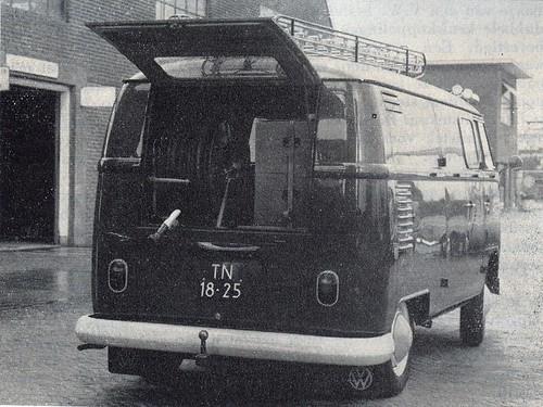 "TN-18-25  Volkswagen Transporter bestelwagen 1962 ""Twijnstra's Oliefabrieken  Maarssen"" • <a style=""font-size:0.8em;"" href=""http://www.flickr.com/photos/33170035@N02/39743242632/"" target=""_blank"">View on Flickr</a>"