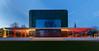 Musis Sacrum Parkzaal Arnhem @ blue hour (nldazuu.com) Tags: bluehour blauweuur burgerlijkeschemering arnheim gelderland bluehourbridge musis arnhem nldazuufotografeertcom davezuuring avond musissacrum blauwekwartier avondfotografie arnhemmavondfotografie nldazuucom centrum