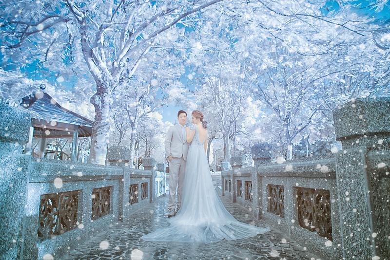 婚禮攝影 [隆尉❤宛嫻] 結婚之囍@圓明園喜慶廣埸